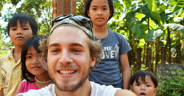 This Guy Went After His Lifelong Dream To Travel The World And What He Did Will Amaze You